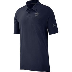 Dallas Cowboys On Field Coaches Polo